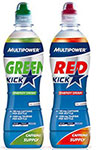 Multipower RED KICK/GREEN KICK