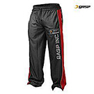 GASP No 1 Mesh Pant - Black/Jester Red