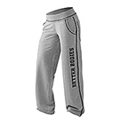 BetterBodies Baggy Soft Pant - Grey Melange