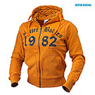 BetterBodies N.Y. Hoodie - Bright Orange