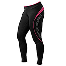 BetterBodies Fitness Long Tights - Black/Pink