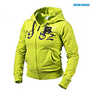 BetterBodies Fitted Soft Hoodie - Lime