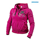 BetterBodies Fitted Soft Hoodie - Hot Pink