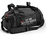 BetterBodies Gym Bag - Black