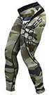 BetterBodies Camo Long Tights - Green
