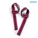 Womens's Lifting Straps - Hot Pink