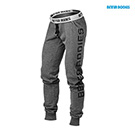 BetterBodies Slim Sweatpant - Antracite Melange