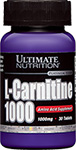 Ultimate Nutrition L-Carnitin 1000 Tabs