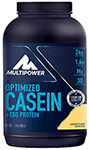 Multipower Optimized Casein + Egg Protein