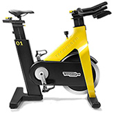 TechnoGym Group Cycle Ride - Yellow