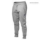 BetterBodies Tapered Joggers - Grey Melange