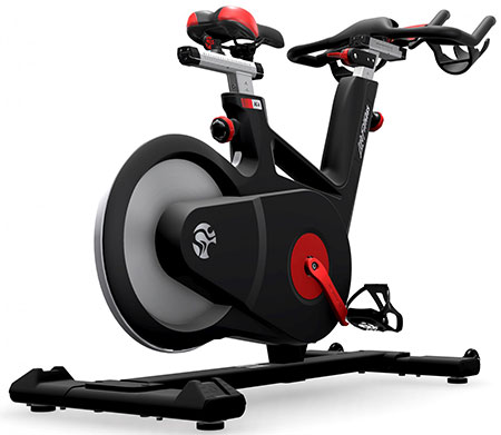 Life Fitness Indoor Bike IC4 Powered By ICG Detail 6