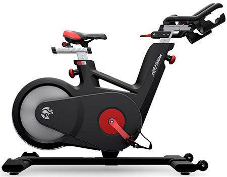 Life Fitness Indoor Bike IC4 Powered By ICG Detail 7