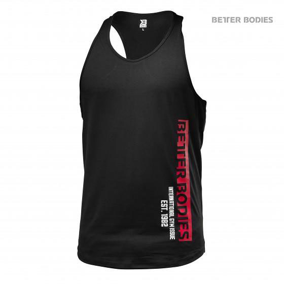 BetterBodies Performance T-Back - Black Detail 1