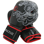 Bruce Lee Deluxe Boxing Gloves Boxhandschuhe