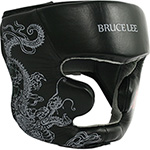 Bruce Lee Boxing Deluxe Head Guard Kopfschutz