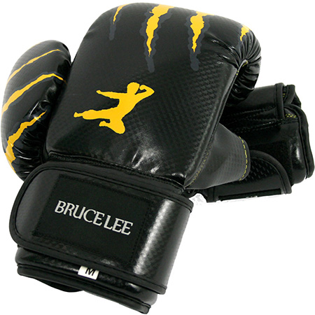 Bruce Lee Bag & Sparring Gloves Handschuhe
