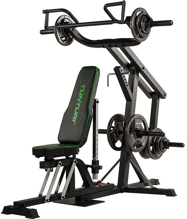 Tunturi Leverage Gym WT80 Detail 1