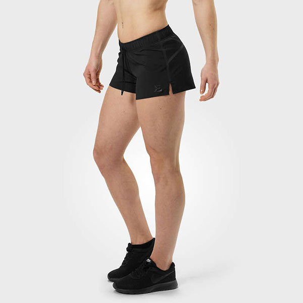 BetterBodies Nolita Shorts - Black Detail 1