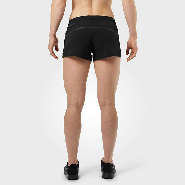 BetterBodies Nolita Shorts - Black Detail 2
