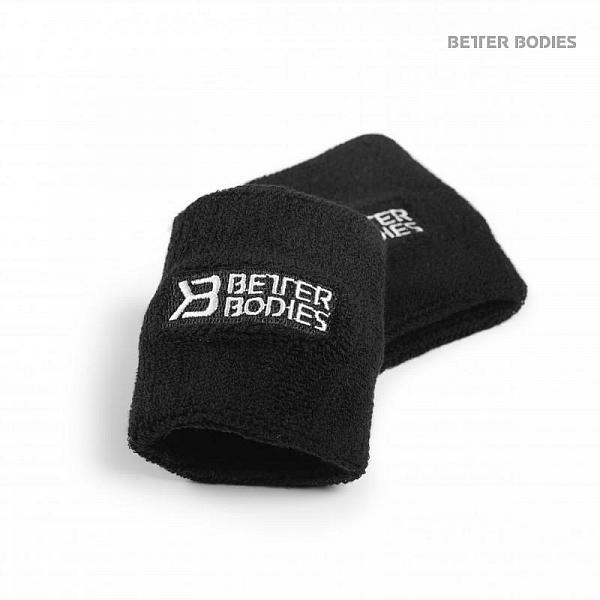 Better Bodies BB Wristband - Black
